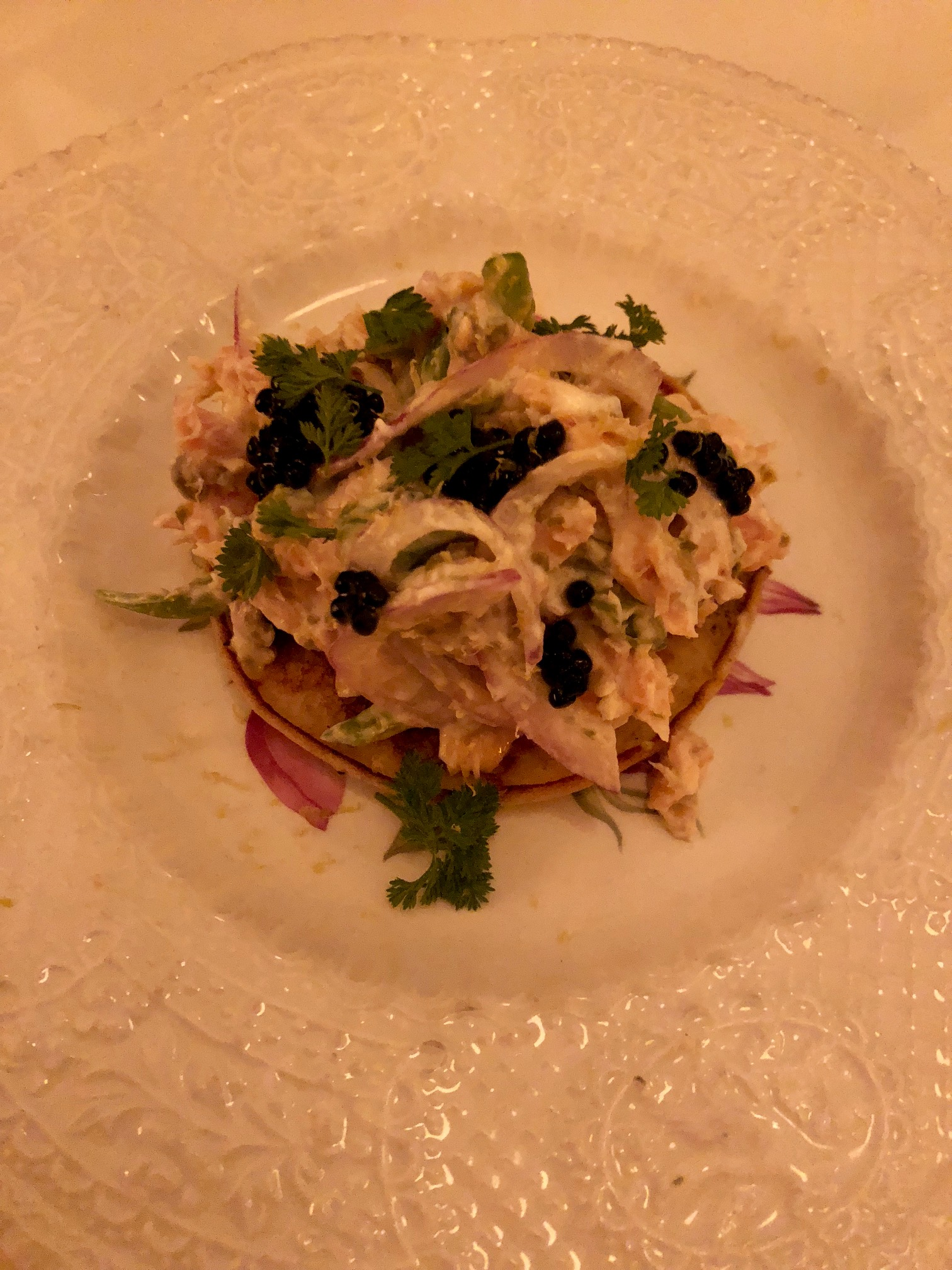 Le Swan – French diner with pockets of excellence and room for improvement