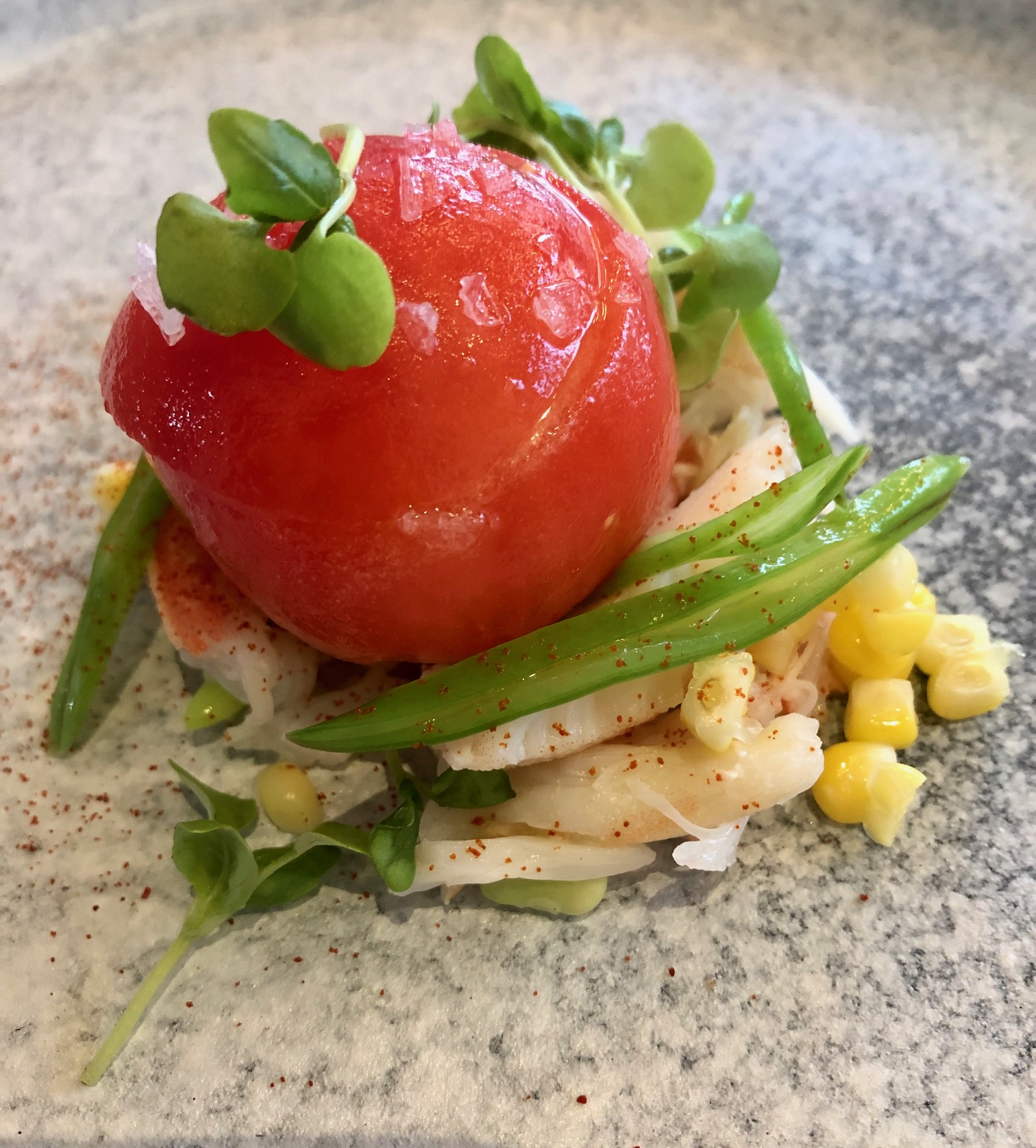 Faim de Loup – A tasting menu that's in tune with all the details