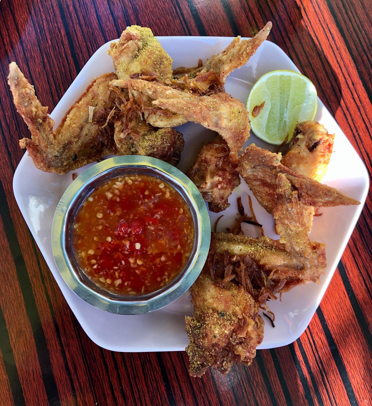 À la table de Madame Marie: Favorites Thai BBQ – Toronto's new favourite Thai?